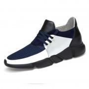 Fashion Mesh Taller Sports shoes 2.8inch / 7cm Elevator Walking Sneakers