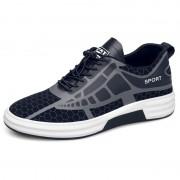 Korean Elevator Fashion Sneakers Taller 2.8inch / 7cm Height Increasing Walking Shoes