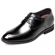 Fashion Men Height Increasing Dating Shoes 2.6inch / 6.5cm Taller Formal Dress Shoes