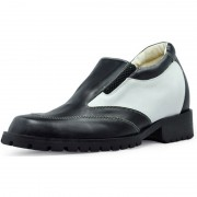 men increase height dress shoes grow taller 9cm / 3.54inches