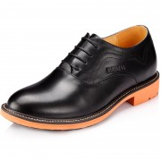 stylish height increasing shoe UK casual shoes that make you taller 8cm / 3.15inches elevator shoes