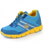 Elevated breathable running shoes extra taller 7.5cm / 3inches height increasing leisure sports shoes