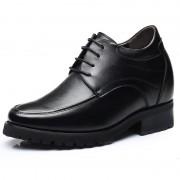 4.7inch Ultralight Height Increasing Wedding Shoes Comfortable Elevator Formal Derbies Get Taller 12cm