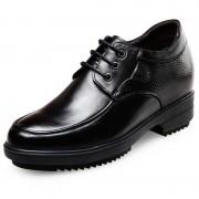 Korean gentlemen extra taller business formal shoes 4inch / 10cm
