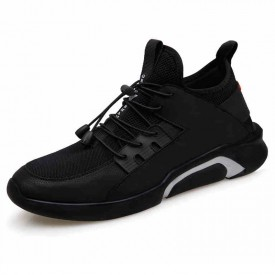 2018 Ultralight Height Increasing Sneakers 2.4inch / 6cm Slip on Elevator Trainer Shoes