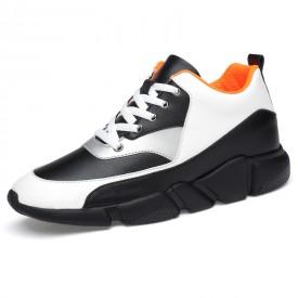 Korean Elevator Running Shoes Taller 3.2inch / 8cm Height Skateboarding Shoes