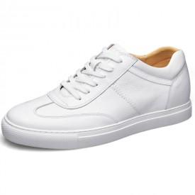 Exotic designer height increasing skateboarding shoes 2.4inch / 6cm