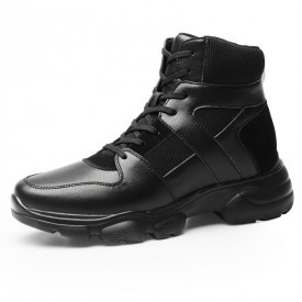 Height Increasing Military Combat Boots Breathable Elevator Jungle Boot Tactical Boot Add Tall 3.2inch / 8cm