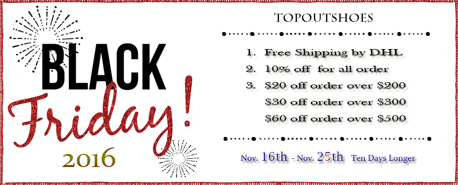 2016 black friday shopping tips at topoutshoes.com