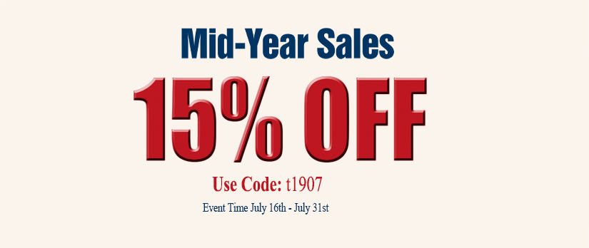 using the coupon code you will save 15%