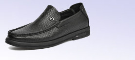 Comfort men elevator casual shoes increasing height