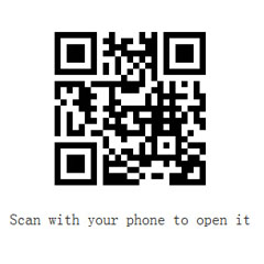 scan with your phone to save it
