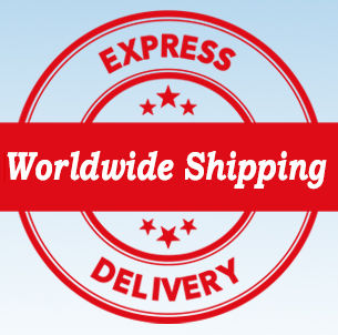 Free shipping all the worldwide by express shipment service