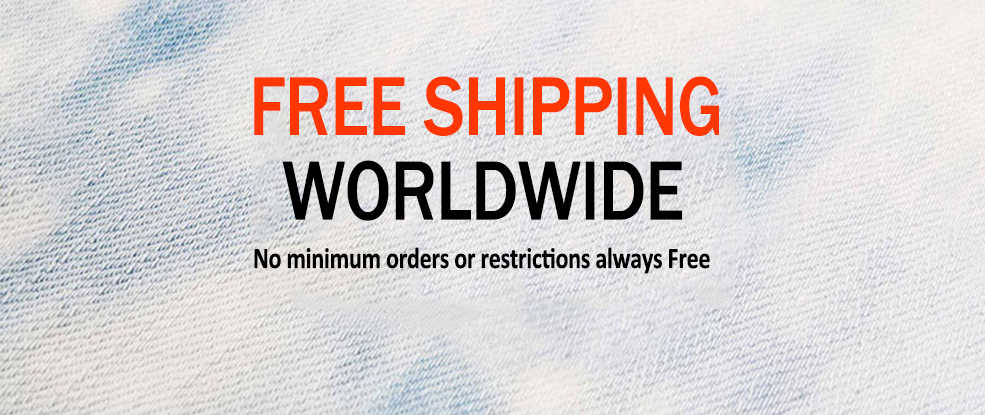 Topoutshoes provide free shipping worldwide and no minimum orders or restrictions always free